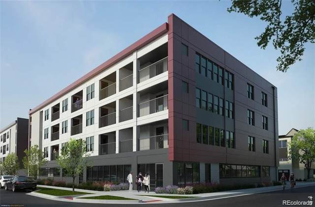 2877 W 52nd Avenue #205, Denver, CO 80221 (#6324063) :: The DeGrood Team