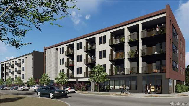 2877 W 52nd Avenue #205, Denver, CO 80221 (#6324063) :: Sultan Newman Group