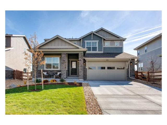 8036 S Grand Baker Way, Aurora, CO 80016 (#6324344) :: The Peak Properties Group