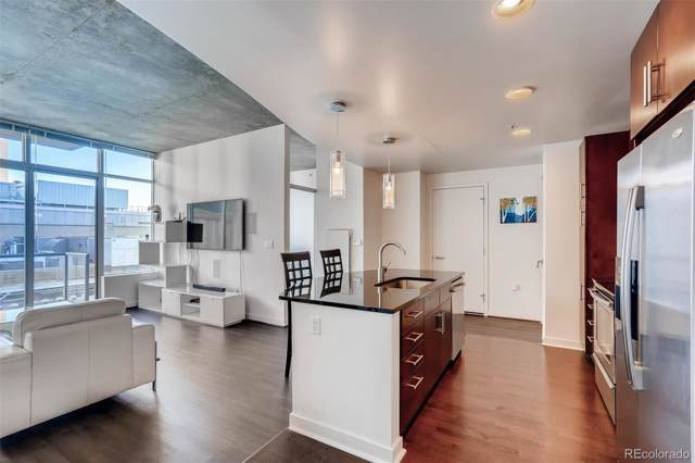 891 14th Street #1507, Denver, CO 80202 (#6324345) :: The Healey Group