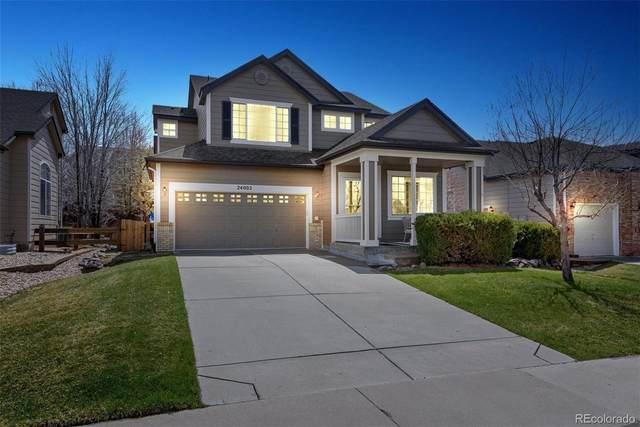 24002 E Royal Meadows Avenue, Parker, CO 80138 (#6324415) :: Portenga Properties