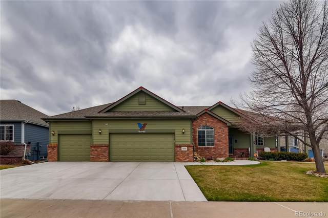 1680 Tabeguache Mountain Drive, Loveland, CO 80538 (#6324427) :: The Dixon Group