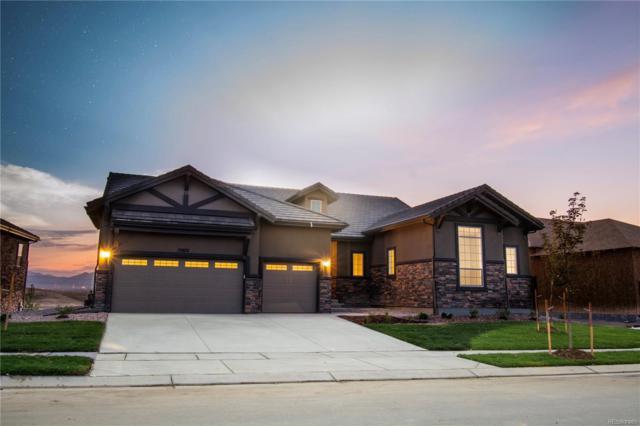 15675 Deer Mountain Circle, Broomfield, CO 80023 (#6324536) :: The Peak Properties Group