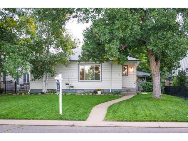 1250 S Monroe Street, Denver, CO 80210 (MLS #6324676) :: 8z Real Estate