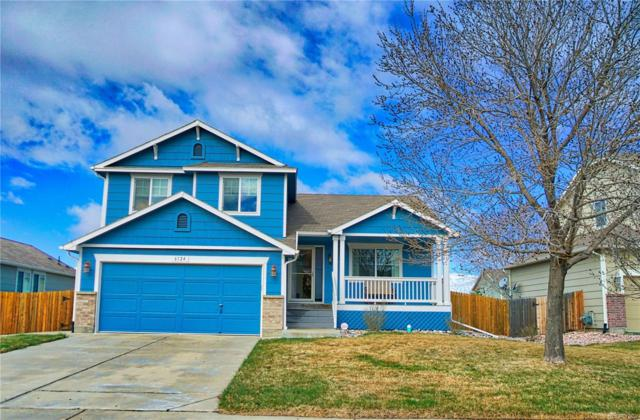 6124 Taylor Street, Frederick, CO 80530 (#6324740) :: The Peak Properties Group