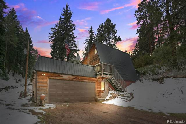 18850 Pleasant Park Road, Conifer, CO 80433 (#6324944) :: The DeGrood Team