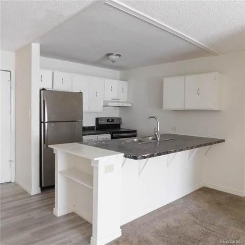 707 W 96 Avenue #36, Thornton, CO 80260 (MLS #6325223) :: Keller Williams Realty