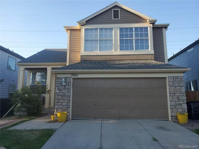 19011 E Linvale Place, Aurora, CO 80013 (#6326248) :: Bring Home Denver with Keller Williams Downtown Realty LLC