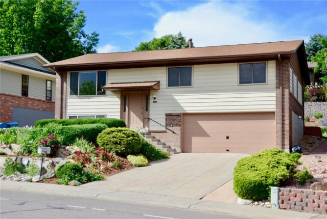 1805 S Welch Circle, Lakewood, CO 80228 (#6327217) :: Wisdom Real Estate