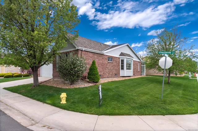 8979 Greenspointe Lane, Highlands Ranch, CO 80130 (#6327554) :: The Heyl Group at Keller Williams