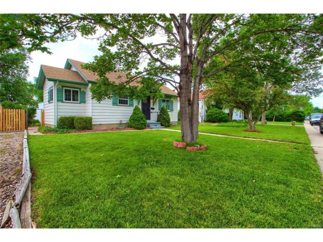 1790 Spruce Street, Denver, CO 80220 (MLS #6327702) :: 8z Real Estate