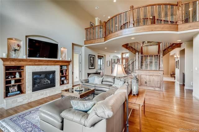 1167 Buffalo Ridge Road, Castle Pines, CO 80108 (#6327837) :: The HomeSmiths Team - Keller Williams