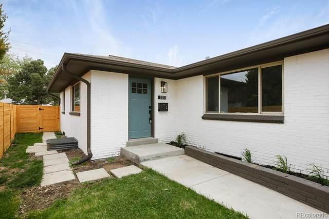 3312 Ivy Street, Denver, CO 80207 (#6327953) :: Wisdom Real Estate