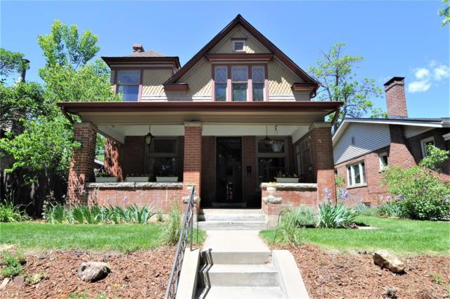 1021 Monroe Street, Denver, CO 80206 (#6328316) :: Wisdom Real Estate