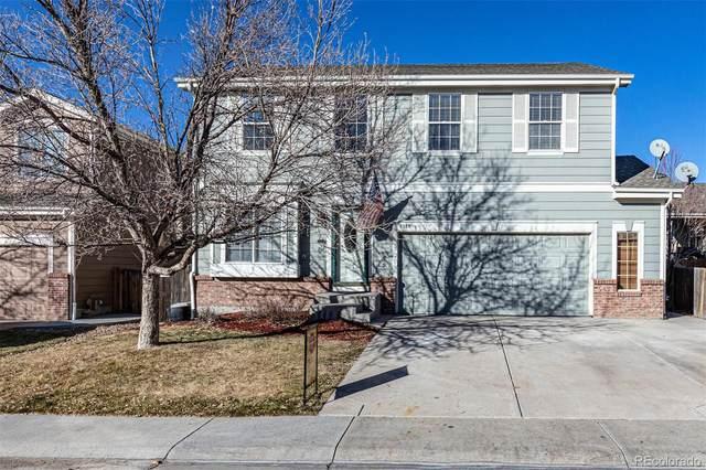 5190 Creek Way, Parker, CO 80134 (#6328378) :: Colorado Home Finder Realty