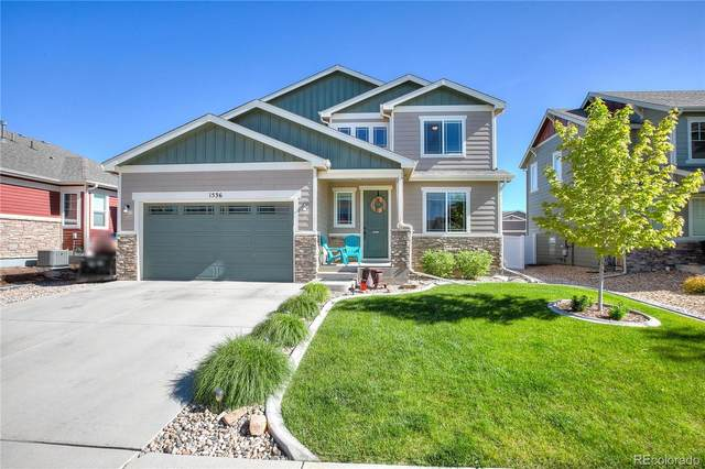 1536 Mount Meeker Avenue, Berthoud, CO 80513 (#6328382) :: Bring Home Denver with Keller Williams Downtown Realty LLC