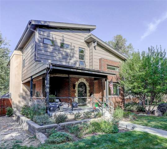 1101 S Elizabeth Street, Denver, CO 80210 (#6328706) :: Kimberly Austin Properties