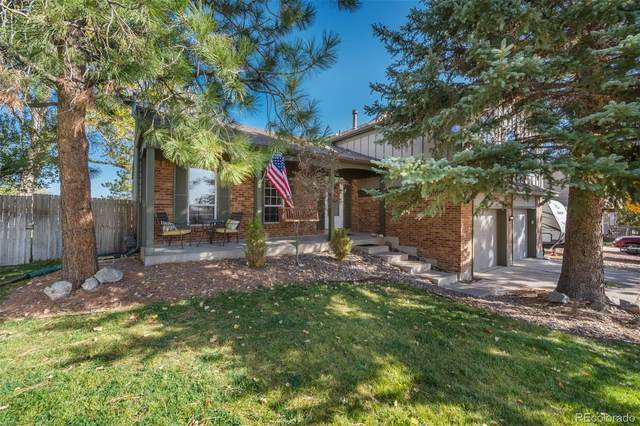 11132 Brownstone Drive, Parker, CO 80138 (#6328748) :: The DeGrood Team