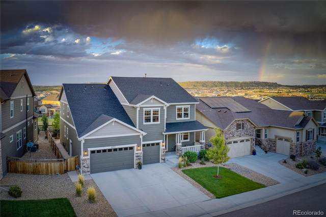 2053 Treetop Drive, Castle Rock, CO 80109 (#6329208) :: Own-Sweethome Team
