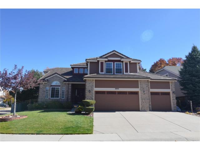 8940 Forrest Drive, Highlands Ranch, CO 80126 (MLS #6329796) :: 8z Real Estate