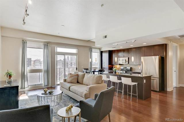 2460 W 29th Avenue #304, Denver, CO 80211 (#6330542) :: The Healey Group