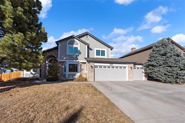 2305 Stratford Way, Highlands Ranch, CO 80126 (MLS #6330650) :: 8z Real Estate