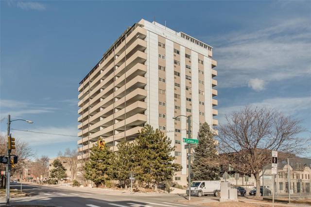 1029 E 8th Avenue #502, Denver, CO 80218 (MLS #6330731) :: 8z Real Estate