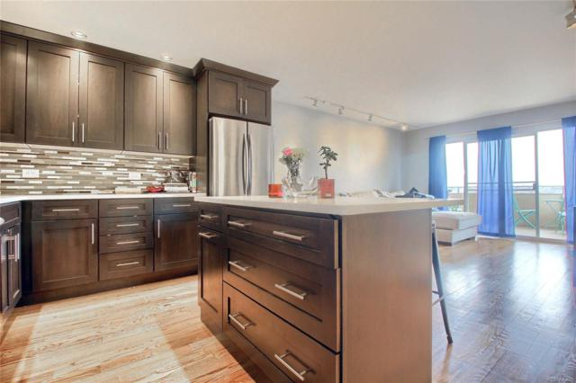 700 N Washington Street #1108, Denver, CO 80203 (#6330982) :: The City and Mountains Group