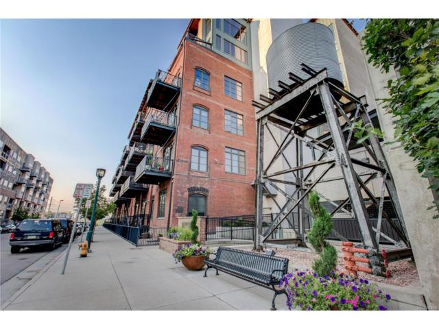 2960 Inca Street #112, Denver, CO 80202 (MLS #6331027) :: 8z Real Estate