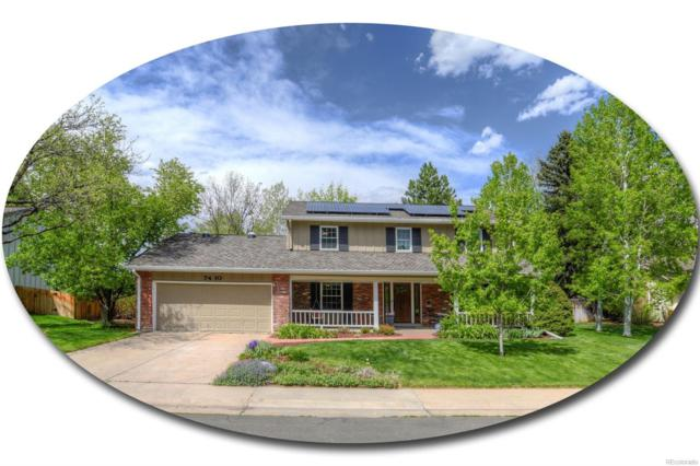 7410 S Harrison Way, Centennial, CO 80122 (#6331036) :: The DeGrood Team