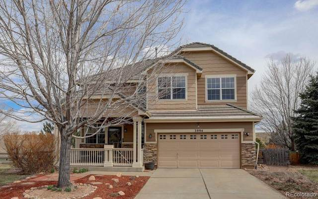 3994 Brushwood Way, Castle Rock, CO 80109 (#6331059) :: The Gilbert Group