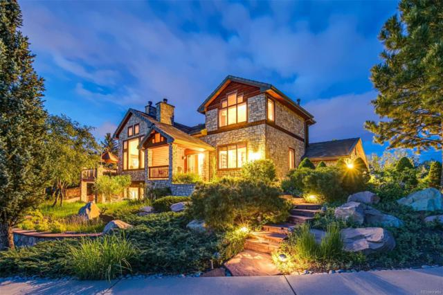 7750 Saxeborough Drive, Castle Rock, CO 80108 (#6331064) :: The Heyl Group at Keller Williams