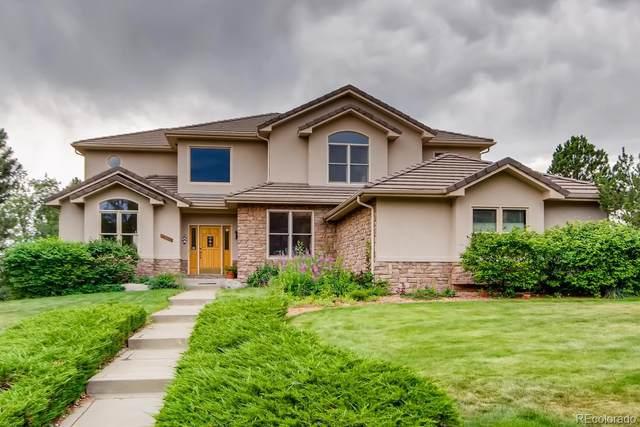 850 Shady Oak Lane, Castle Pines, CO 80108 (MLS #6332781) :: 8z Real Estate