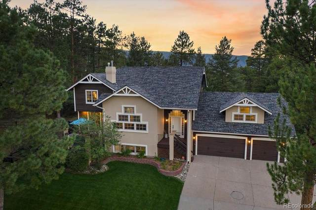 7861 Chippewa Road, Larkspur, CO 80118 (#6333279) :: You 1st Realty