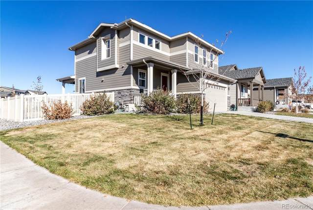 9325 E 105th Avenue, Commerce City, CO 80640 (#6334082) :: The HomeSmiths Team - Keller Williams