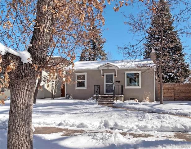 1611 N Franklin Street, Colorado Springs, CO 80907 (#6334338) :: The Peak Properties Group