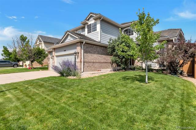 5448 S Helena Street, Centennial, CO 80015 (MLS #6334420) :: 8z Real Estate