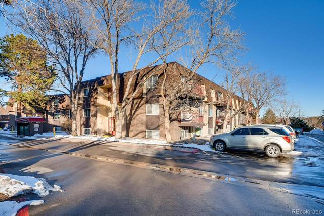 7755 E Quincy Avenue 105D4, Denver, CO 80237 (#6334686) :: Berkshire Hathaway Elevated Living Real Estate