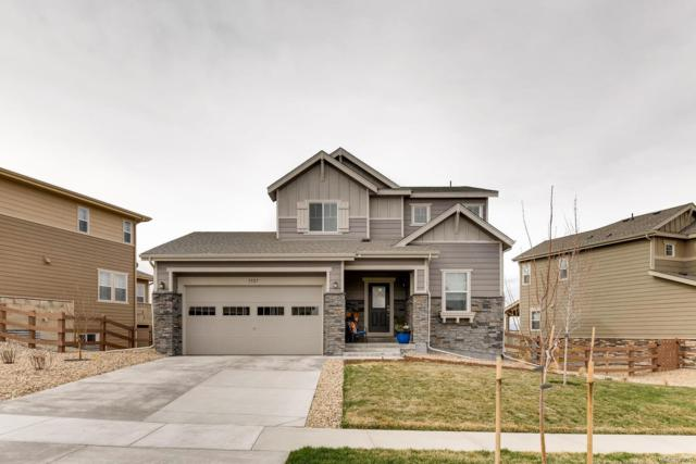 7927 S Grand Baker Way, Aurora, CO 80016 (#6334743) :: The Dixon Group