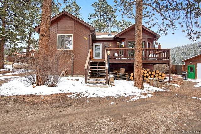106 Wisp Creek Drive, Bailey, CO 80421 (#6334753) :: HomeSmart