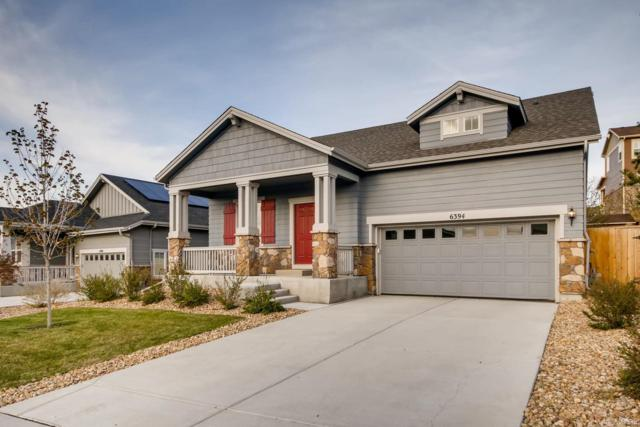 6394 S Harvest Street, Aurora, CO 80016 (MLS #6334764) :: 8z Real Estate