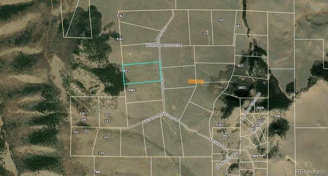 4815 Bar D Road, Como, CO 80432 (#6334893) :: Signature Realty, Inc.