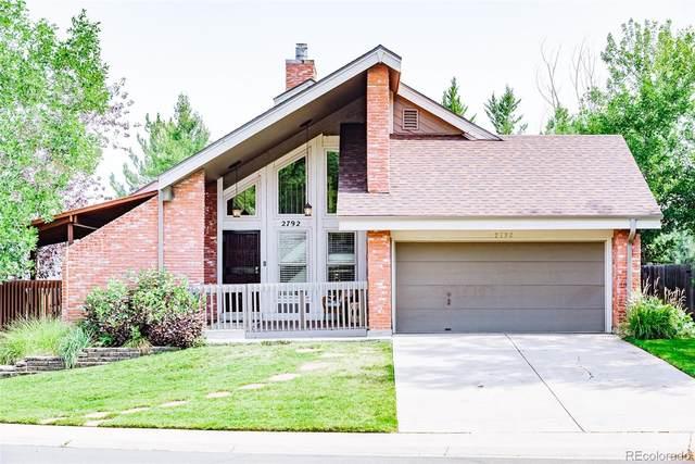 2792 S Uinta Street, Denver, CO 80231 (#6334894) :: Wisdom Real Estate