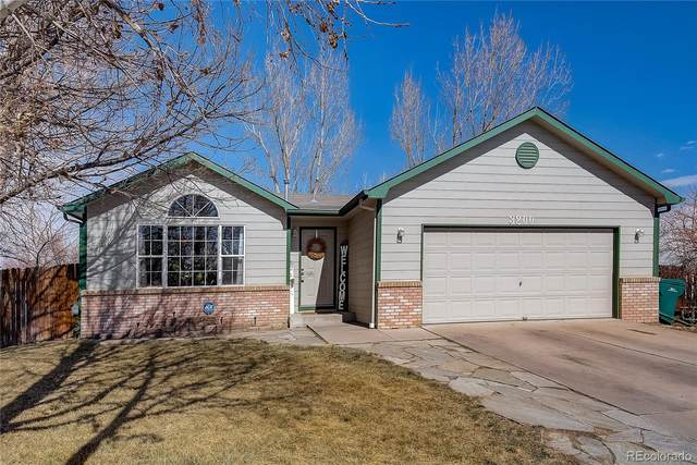 3200 Dickson Court, Evans, CO 80620 (#6334896) :: The Harling Team @ HomeSmart