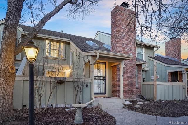 7775 S Curtice Drive B, Littleton, CO 80120 (#6335078) :: Venterra Real Estate LLC