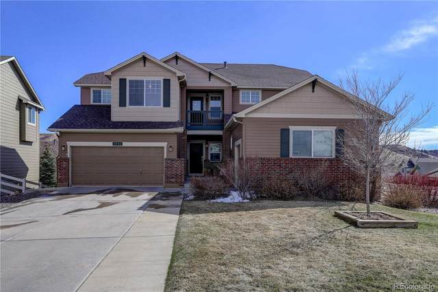 3936 Deer Valley Drive, Castle Rock, CO 80104 (MLS #6335212) :: Kittle Real Estate