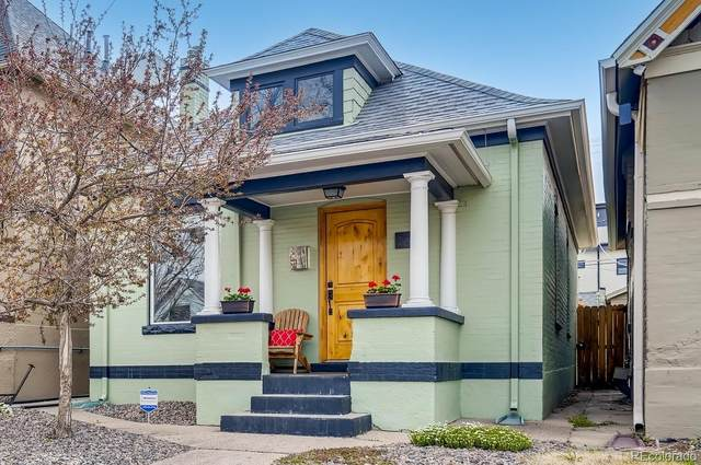 3447 Shoshone Street, Denver, CO 80211 (MLS #6335432) :: Stephanie Kolesar