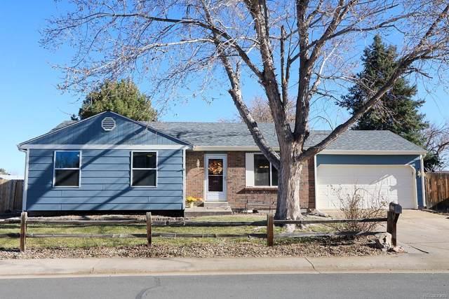17311 E Prentice Circle, Centennial, CO 80015 (#6335720) :: The Peak Properties Group