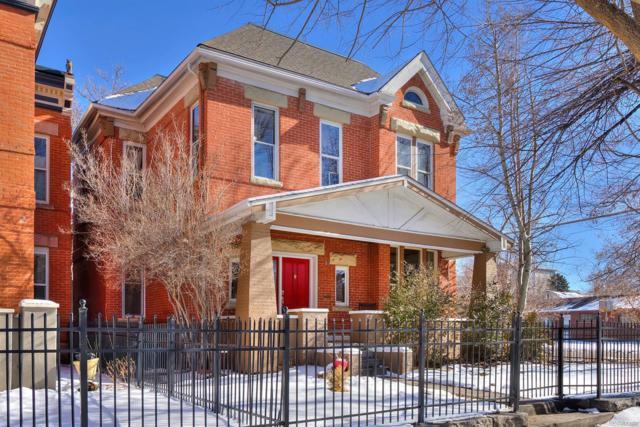 2300 N Marion Street, Denver, CO 80205 (#6336168) :: My Home Team