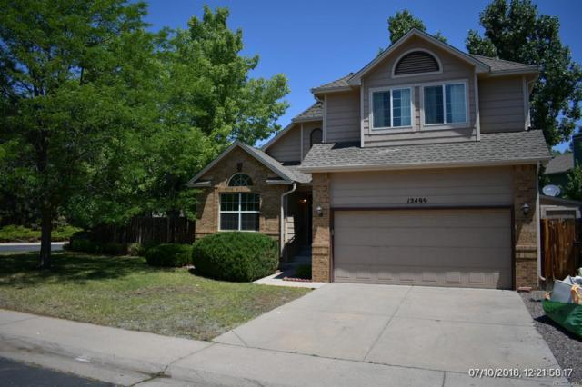 12499 W 84th Drive, Arvada, CO 80005 (#6336337) :: The Peak Properties Group